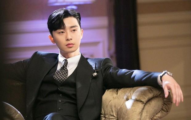 Ai còn nhớ nụ cười giả trân và kẻ mắt đen sì của Park Seo Joon trong MV idol đối thủ BTS 1 thời giờ chắc đẻ mấy lứa rồi! - Ảnh 6.