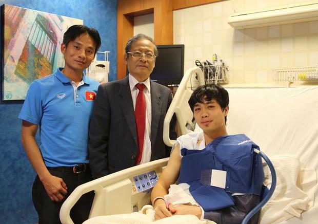 Văn Lâm và vận đen chấn thương đeo bám cầu thủ Việt Nam ra nước ngoài thi đấu - Ảnh 1.