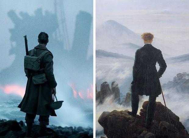 13 cảnh phim gây kinh ngạc tột độ vì bắt chước những bức họa huyền thoại: Xuất sắc đến khó phân biệt, nâng tầm cả nội dung phim! - Ảnh 1.