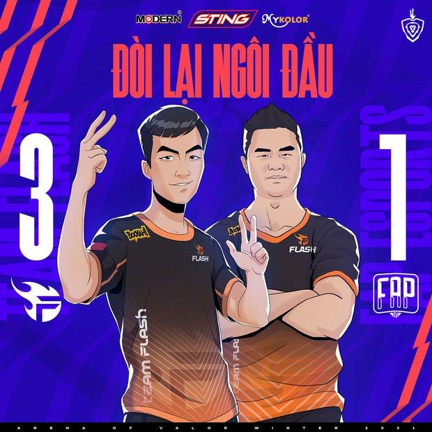 Các thần đồng Saigon Phantom và HEAVY thi nhau tấu hài trong ngày Xuân Bách tỏa sáng rực rỡ đưa Team Flash dẫn đầu ĐTDV - Ảnh 1.