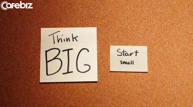 Tất cả những người thành công đều làm tốt từ những việc nhỏ nhất: Đừng là người tham vọng lớn nhưng lại trói gà không chặt - Ảnh 3.