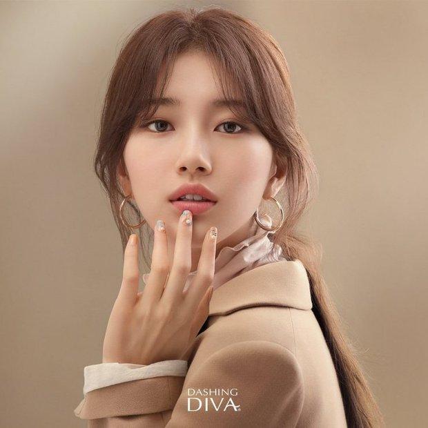 Xuýt xoa trước combo visual của Suzy - Jin (BTS): Bên nữ thần tình đầu quốc dân, bên trai đẹp toàn cầu, kết hợp lại sẽ ra sao? - Ảnh 3.