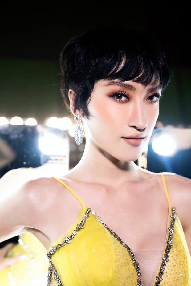 Fan cứng của Thủy Tiên - Hot girl Linda dằn mặt học trò Hoàng Thùy vì đăng tin khích tướng, vô cớ lôi tên mình vào - Ảnh 5.