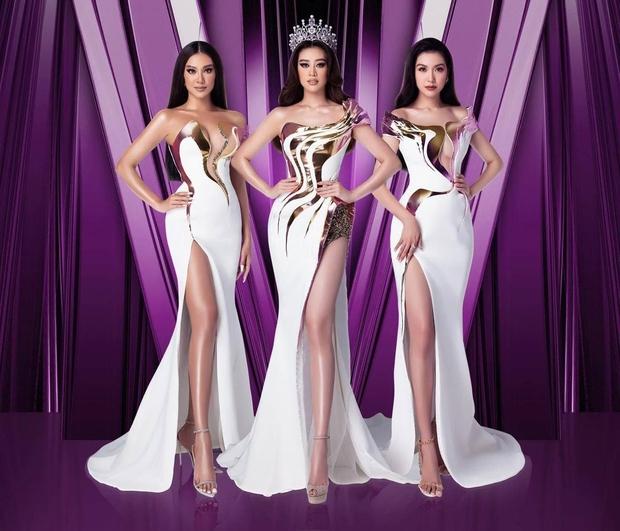 Học vấn top 3 Hoa hậu Hoàn vũ VN 2019: Kim Duyên bị nghi chưa tốt nghiệp, Thúy Vân đỉnh khỏi bàn - Ảnh 1.