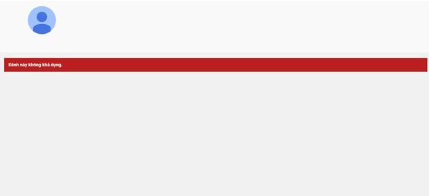 Sau khi bà Phương Hằng tuyên bố dừng lại, loạt kênh YouTube hàng chục nghìn lượt theo dõi của Đại Nam đã bốc hơi - Ảnh 2.