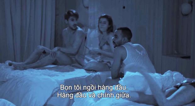 Cực sốc: 3 cặp đôi sex ồn ào, bất chấp giữa phòng ngủ tập thể Too Hot To Handle Latin - Ảnh 4.