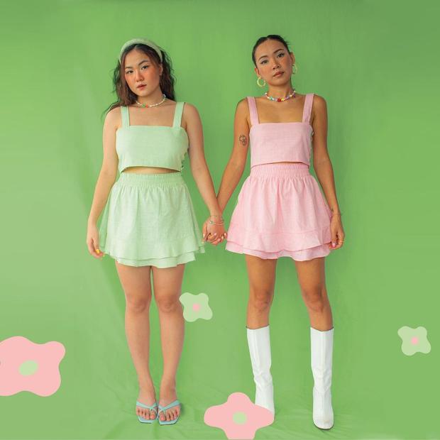 Điểm danh 4 shop quần áo style kẹo ngọt bắt trend đang được các cô nàng sành điệu vote mạnh  - Ảnh 8.