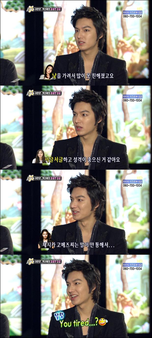 Hội bạn gái của Lee Min Ho liệu có chạy 8 hướng khi thấy mái tóc mào gà cùng cảnh hôn 50 lần trong MV 2NE1? - Ảnh 12.