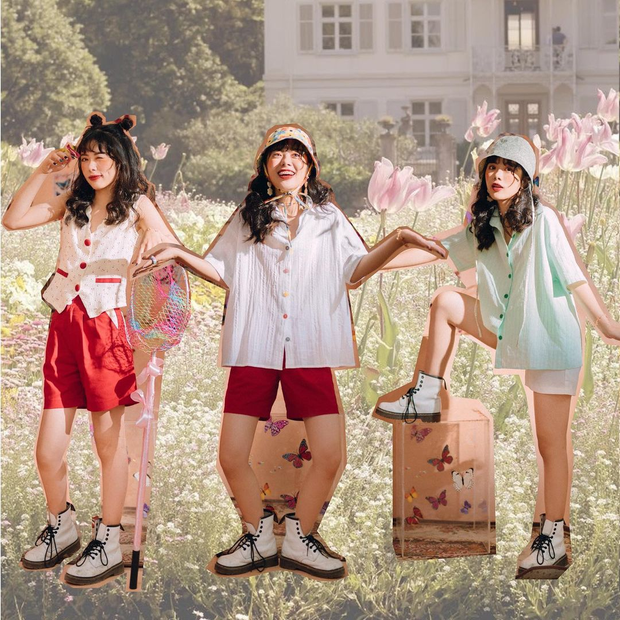 Điểm danh 4 shop quần áo style kẹo ngọt bắt trend đang được các cô nàng sành điệu vote mạnh  - Ảnh 10.