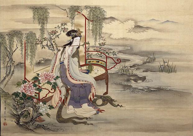"""Chuyên gia phục dựng hình ảnh thực tế của Dương quý phi, dân mạng cảm thán """"khó trách Hoàng đế từ bỏ giang sơn vì nàng"""" - Ảnh 1."""