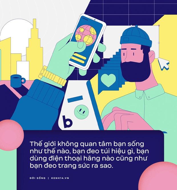 6 khác biệt về cách dùng điện thoại giữa người có tiền và người không, tới cái ốp lưng cũng phản ánh điều đó? - Ảnh 2.