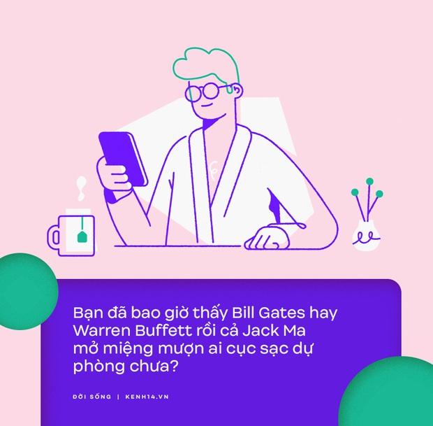 6 khác biệt về cách dùng điện thoại giữa người có tiền và người không, tới cái ốp lưng cũng phản ánh điều đó? - Ảnh 3.
