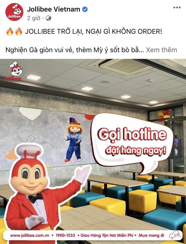 HOT: 10 hãng thức ăn nhanh đình đám nhất Việt Nam thông báo thời gian mở cửa trở lại, Sài Gòn có 2 nơi duy nhất comeback - Ảnh 14.
