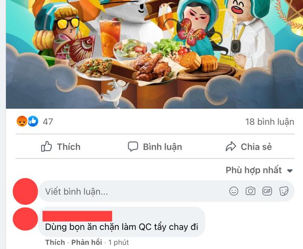 Sau nhà hàng đến chén cơm quảng cáo của Trấn Thành sắp bị hất đổ: Netizen vào fanpage lăng mạ, đòi đổi người vì drama sao kê? - Ảnh 3.