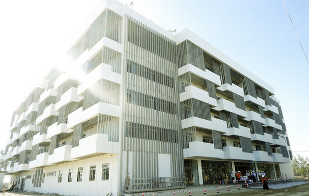 Cận cảnh khu đô thị xịn sò nơi Chủ tịch FPT dự kiến xây dựng trường học cho 1.000 em nhỏ mồ côi do COVID-19 - Ảnh 7.
