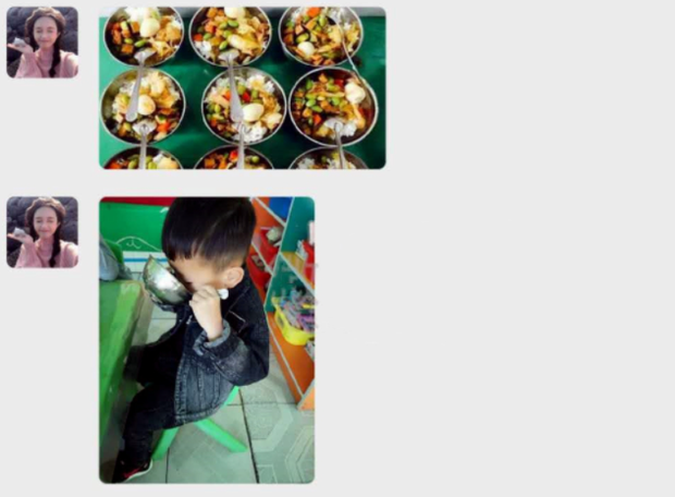 Con trai 3 tuổi luôn miệng khen cơm ở trường ngon hơn mẹ nấu, bà mẹ đến tận trường rình, phát hiện sự thật ngã ngửa - Ảnh 3.