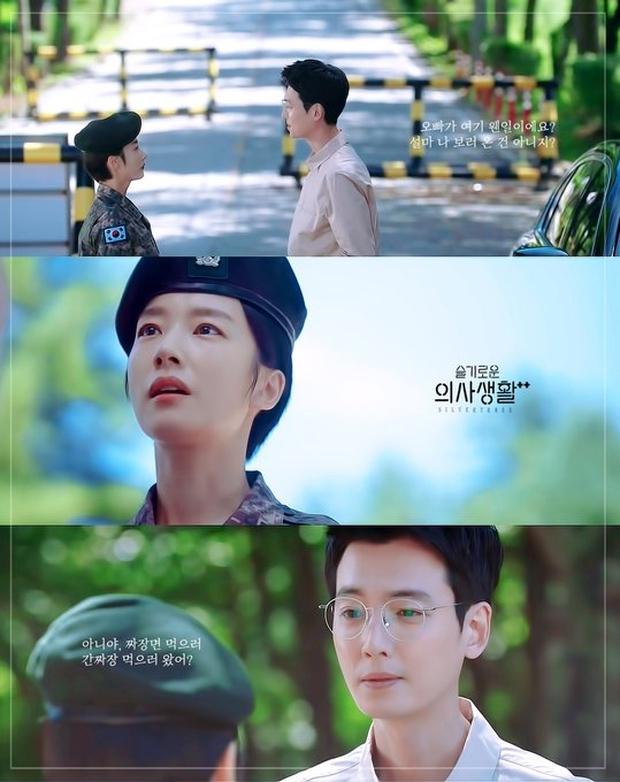 4 điều tiếc hùi hụi ở tập cuối Hospital Playlist 2: Buồn nhất loveline đôi Bồ Câu, con cưng của Ik Jun - Song Hwa lại mất hút! - Ảnh 9.