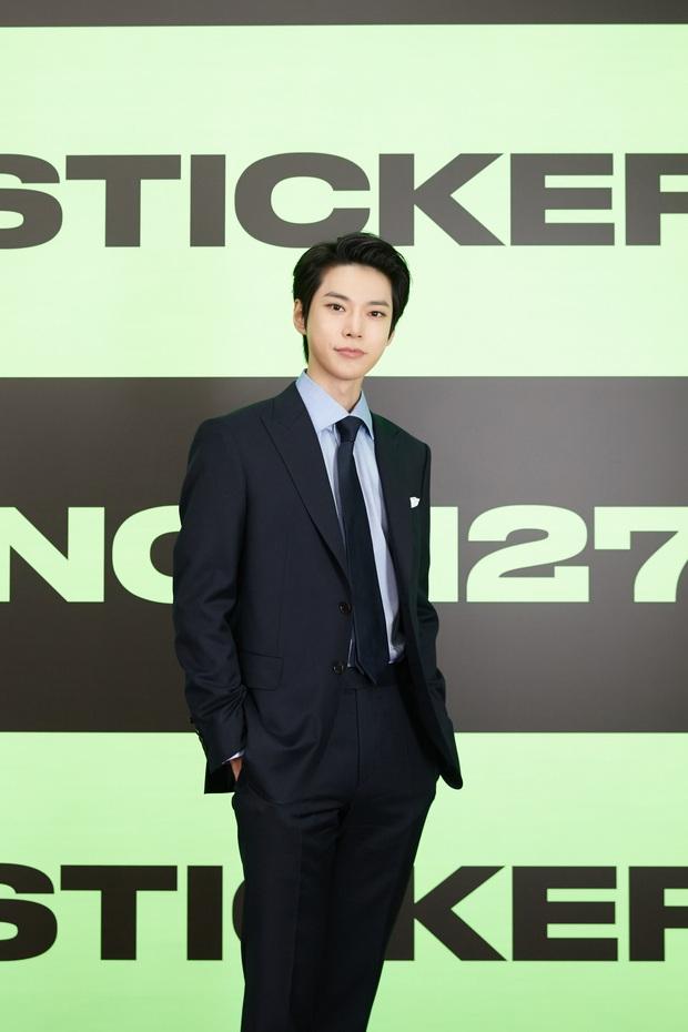 NCT 127 chiêu đãi cả bữa tiệc visual nhưng vẫn có 1 đặc sản khiến netizen phải hoang mang - Ảnh 8.