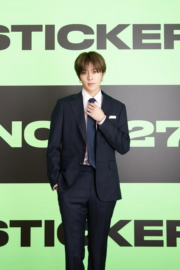 NCT 127 chiêu đãi cả bữa tiệc visual nhưng vẫn có 1 đặc sản khiến netizen phải hoang mang - Ảnh 15.