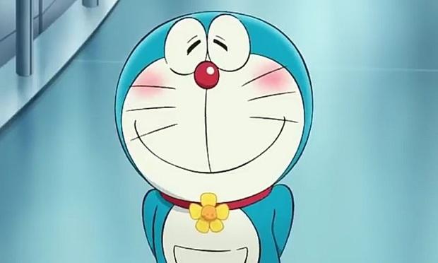 Sốc xỉu với nhan sắc Doraemon sau khi dao kéo theo chuẩn siêu mẫu: Trời ơi phá nát hình tượng mèo ú mất rồi! - Ảnh 1.