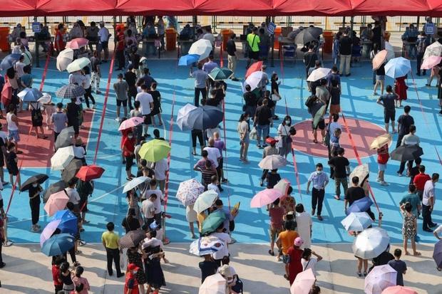 Trung Quốc ghi nhận số ca mắc Covid-19 trong ngày cao nhất trong đợt dịch ở Phúc Kiến - Ảnh 1.
