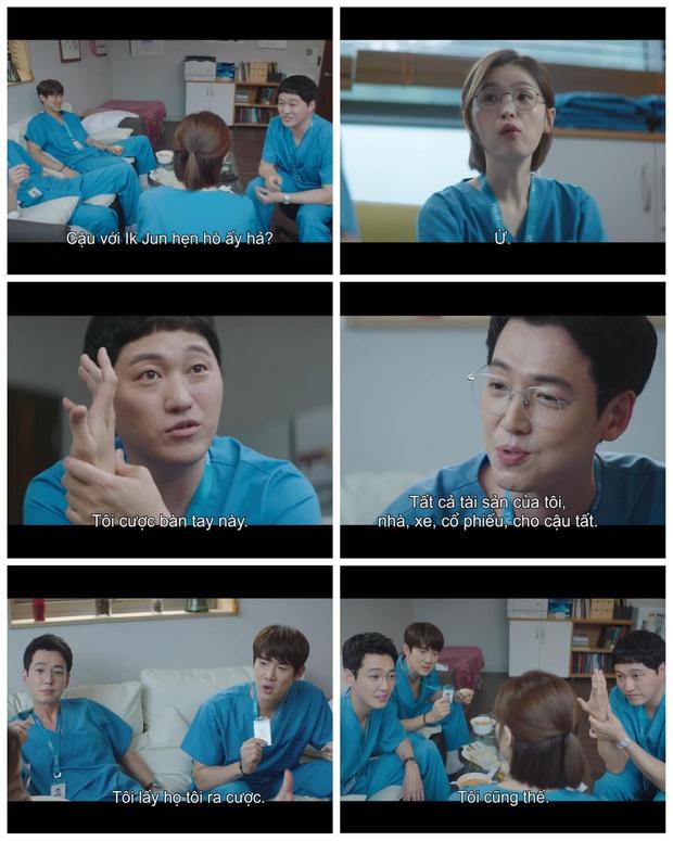 4 điều tiếc hùi hụi ở tập cuối Hospital Playlist 2: Buồn nhất loveline đôi Bồ Câu, con cưng của Ik Jun - Song Hwa lại mất hút! - Ảnh 2.