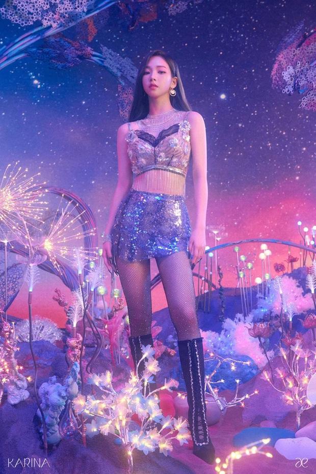 Hội nữ idol Thủy thủ Mặt Trăng của Kpop: Lisa được lấy làm thước đo, thành viên hậu bối dù visual gây tranh cãi vẫn được kết nạp - Ảnh 25.