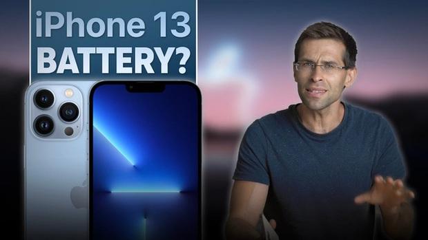 Apple nói rằng iPhone 13 mini có thể đánh bại iPhone 12 Pro Max về thời lượng sử dụng pin - Ảnh 1.