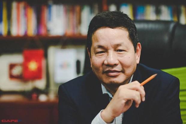 Ông Trương Gia Bình - người quyết định xây dựng trường học cho 1000 học sinh mồ côi vì Covid-19 kiệt xuất cỡ nào? - Ảnh 1.