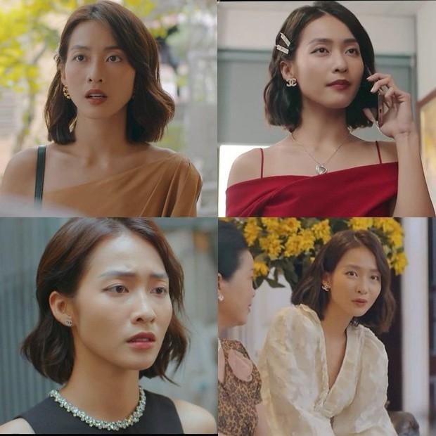 Hội mỹ nhân lên đồ cực xịn ở phim truyền hình Việt: Hóa ra Phương Oanh cũng từng có thời mặc đẹp hú hồn - Ảnh 2.