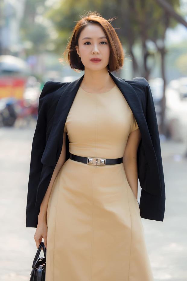 Hội mỹ nhân lên đồ cực xịn ở phim truyền hình Việt: Hóa ra Phương Oanh cũng từng có thời mặc đẹp hú hồn - Ảnh 9.