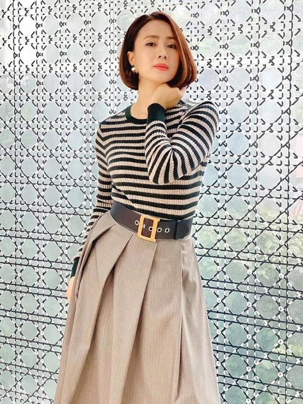 Hội mỹ nhân lên đồ cực xịn ở phim truyền hình Việt: Hóa ra Phương Oanh cũng từng có thời mặc đẹp hú hồn - Ảnh 10.