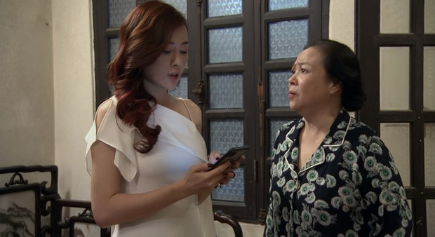 Hội mỹ nhân lên đồ cực xịn ở phim truyền hình Việt: Hóa ra Phương Oanh cũng từng có thời mặc đẹp hú hồn - Ảnh 15.