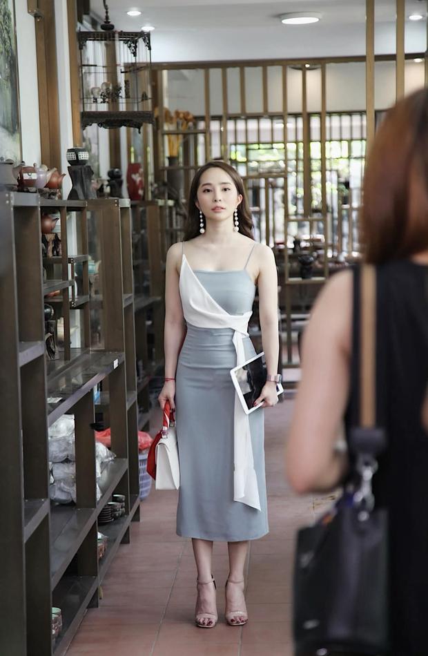 Hội mỹ nhân lên đồ cực xịn ở phim truyền hình Việt: Hóa ra Phương Oanh cũng từng có thời mặc đẹp hú hồn - Ảnh 19.