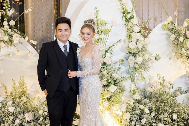Chưa đầy 1 năm sau đám cưới hoành tráng, Xoài Non năn nỉ chồng thiếu gia cưới lại, không quên đòi quà mừng khủng từ Linh Ngọc Đàm - Ảnh 1.