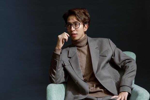 ViruSs bị đào mộ ảnh thời trai trẻ không khác gì tài tử Hàn Quốc, tự nhận là Won Bin? - Ảnh 1.