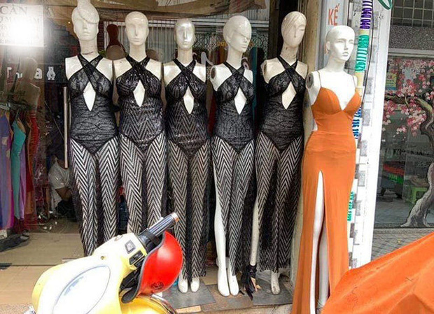 Khi váy áo được mỹ nhân Việt mặc hôm nay, hôm sau bán đầy ngoài chợ... - Ảnh 4.
