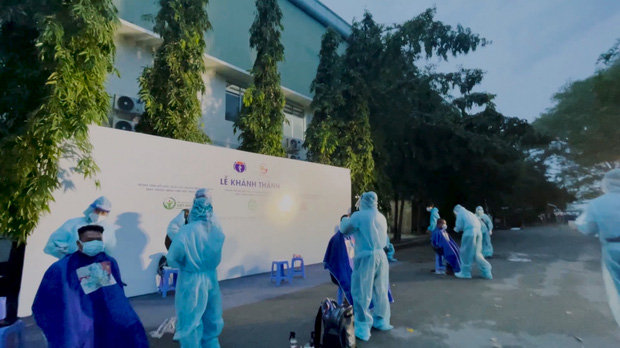 Hơn 30 sao Việt và 2 nghệ sĩ F0 xuất hiện trong MV của Châu Đăng Khoa và Sofia, cùng lan toả thông điệp tích cực giữa dịch bệnh - Ảnh 10.