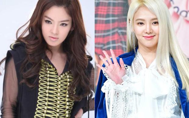 Tip hay từ stylist Hàn: Muốn biết mình hợp nhuộm tóc tối hay sáng màu, hãy xét dáng mặt - Ảnh 3.