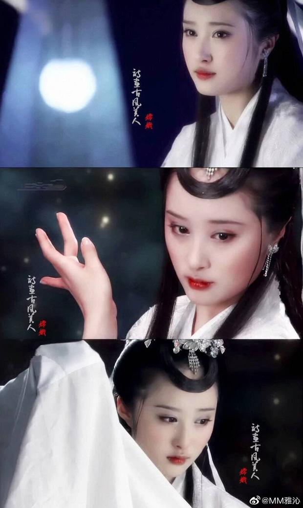 7 nàng Hằng Nga đẹp nhất màn ảnh Hoa ngữ: Mỹ nhân Tây Du Ký không có đối thủ, bất ngờ nhất là nhan sắc của Trịnh Sảng - Ảnh 17.