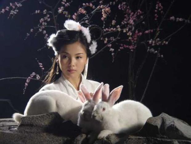 7 nàng Hằng Nga đẹp nhất màn ảnh Hoa ngữ: Mỹ nhân Tây Du Ký không có đối thủ, bất ngờ nhất là nhan sắc của Trịnh Sảng - Ảnh 10.