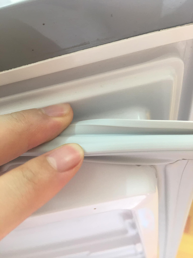 Hiến kế vệ sinh tủ lạnh cực có tâm, bà nội trợ lại khiến hội chị em hoang mang: Làm theo dễ hỏng tủ như chơi - Ảnh 4.