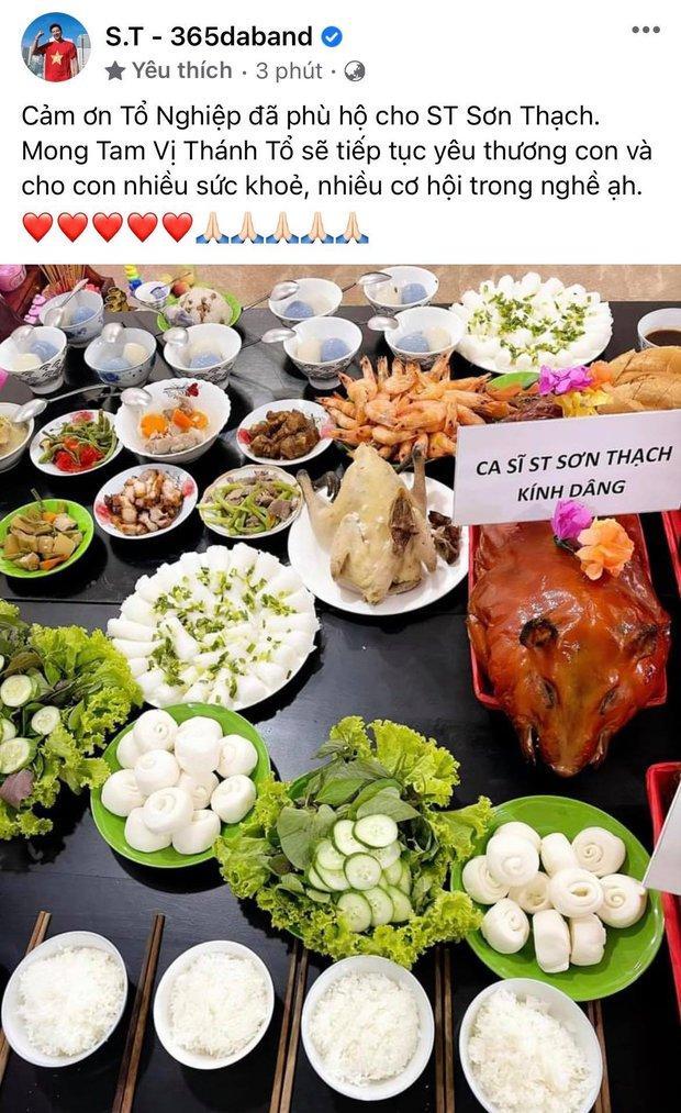 Showbiz Việt ngày Giỗ tổ sân khấu: Lý Hải - Khánh Vân và dàn sao khủng dâng lễ online tại gia, chẳng tụ họp mà cực ấm cúng!  - Ảnh 27.