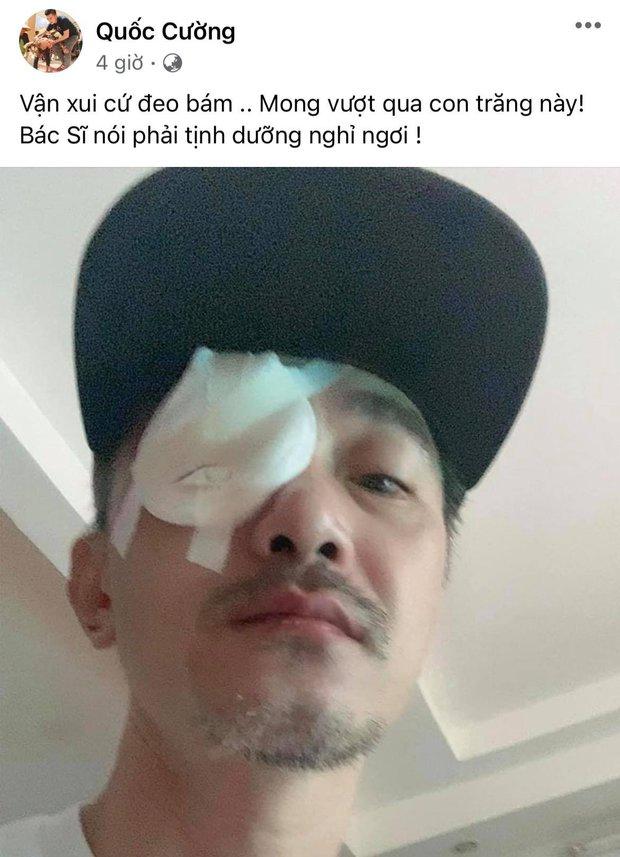 Diễn viên phim Dốc Tình - tri kỷ của Hà Tăng bị chấn thương nghiêm trọng, cả dàn sao Việt đồng loạt lo lắng! - Ảnh 2.