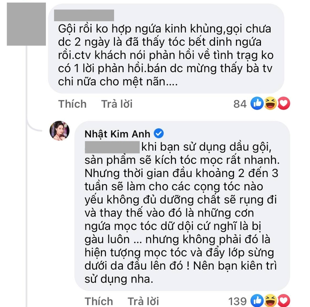 Đến lượt Nhật Kim Anh bị netizen chê bán sản phẩm kém chất lượng, nữ ca sĩ phản ứng ra sao? - Ảnh 2.
