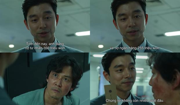 Gong Yoo khiến netizen cười xỉu vì làm đa cấp ở bom tấn mới: Liên hoàn vả căng đét khét lẹt, xem vì chú mà dính luôn phim! - Ảnh 4.
