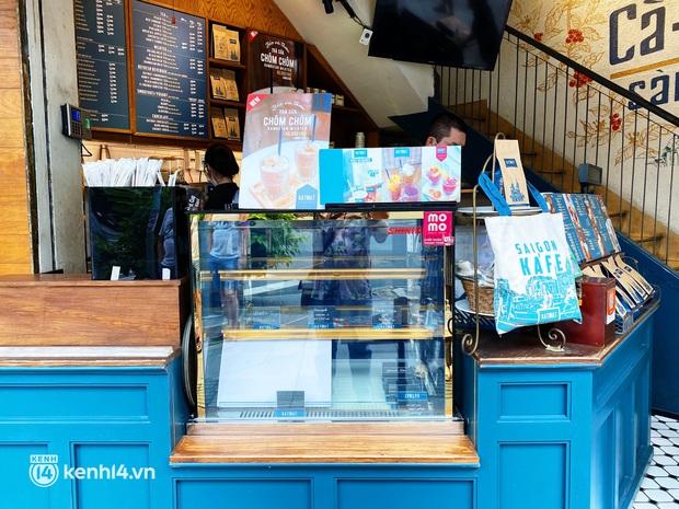 Người Sài Gòn cắt cơn thèm cafe nhờ 2 ông lớn Highlands và Katinat mở bán trên app: Cầm ly nước xúc động tưởng xuân đang về! - Ảnh 6.