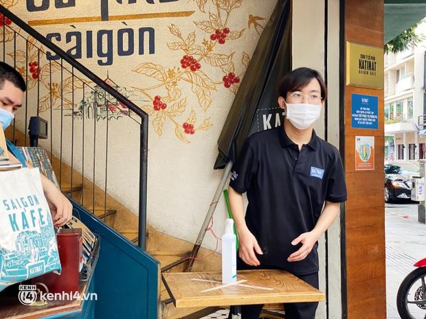 Người Sài Gòn cắt cơn thèm cafe nhờ 2 ông lớn Highlands và Katinat mở bán trên app: Cầm ly nước xúc động tưởng xuân đang về! - Ảnh 7.