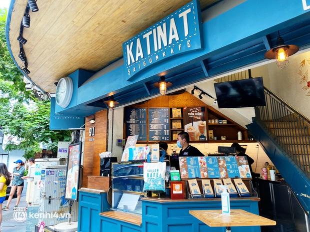 Người Sài Gòn cắt cơn thèm cafe nhờ 2 ông lớn Highlands và Katinat mở bán trên app: Cầm ly nước xúc động tưởng xuân đang về! - Ảnh 4.
