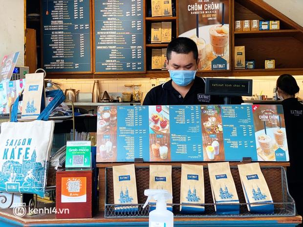 Người Sài Gòn cắt cơn thèm cafe nhờ 2 ông lớn Highlands và Katinat mở bán trên app: Cầm ly nước xúc động tưởng xuân đang về! - Ảnh 5.